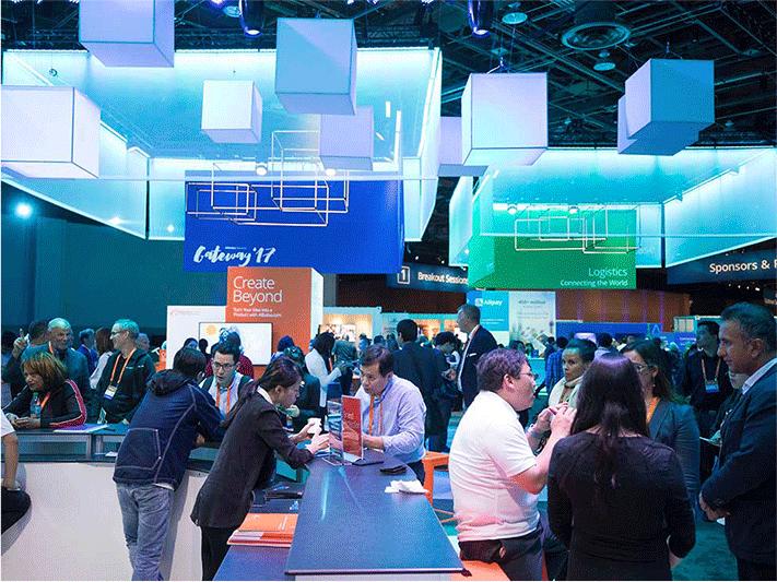 Alibaba's Gateway 2017